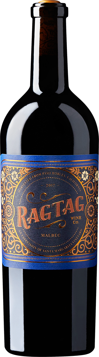 ragtag malbec bottle